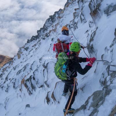 Mont-Blanc voie normale