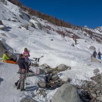 Fin du glacier - Dsc02117