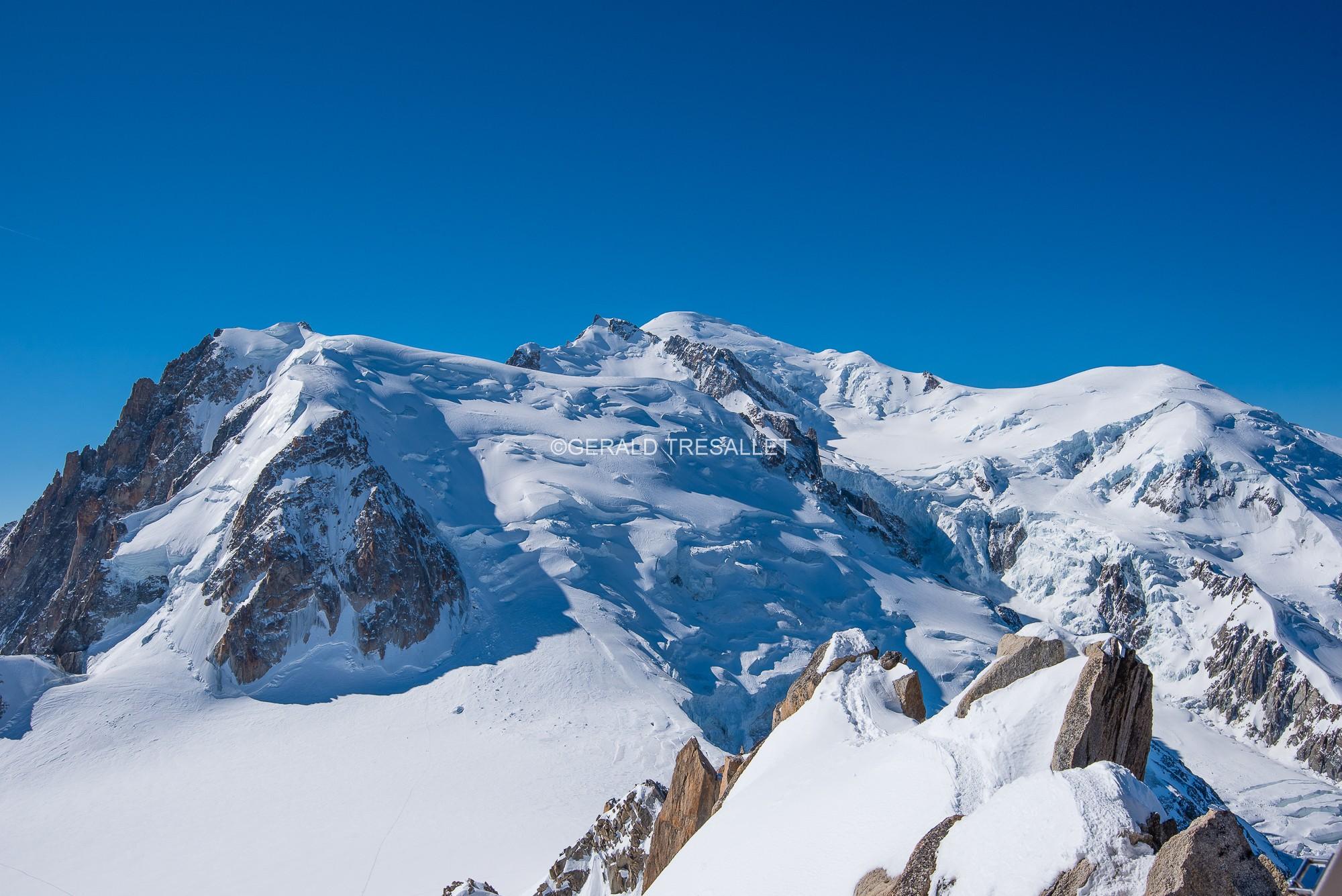 Sommet de l'Aiguille du Midi - Nik4007