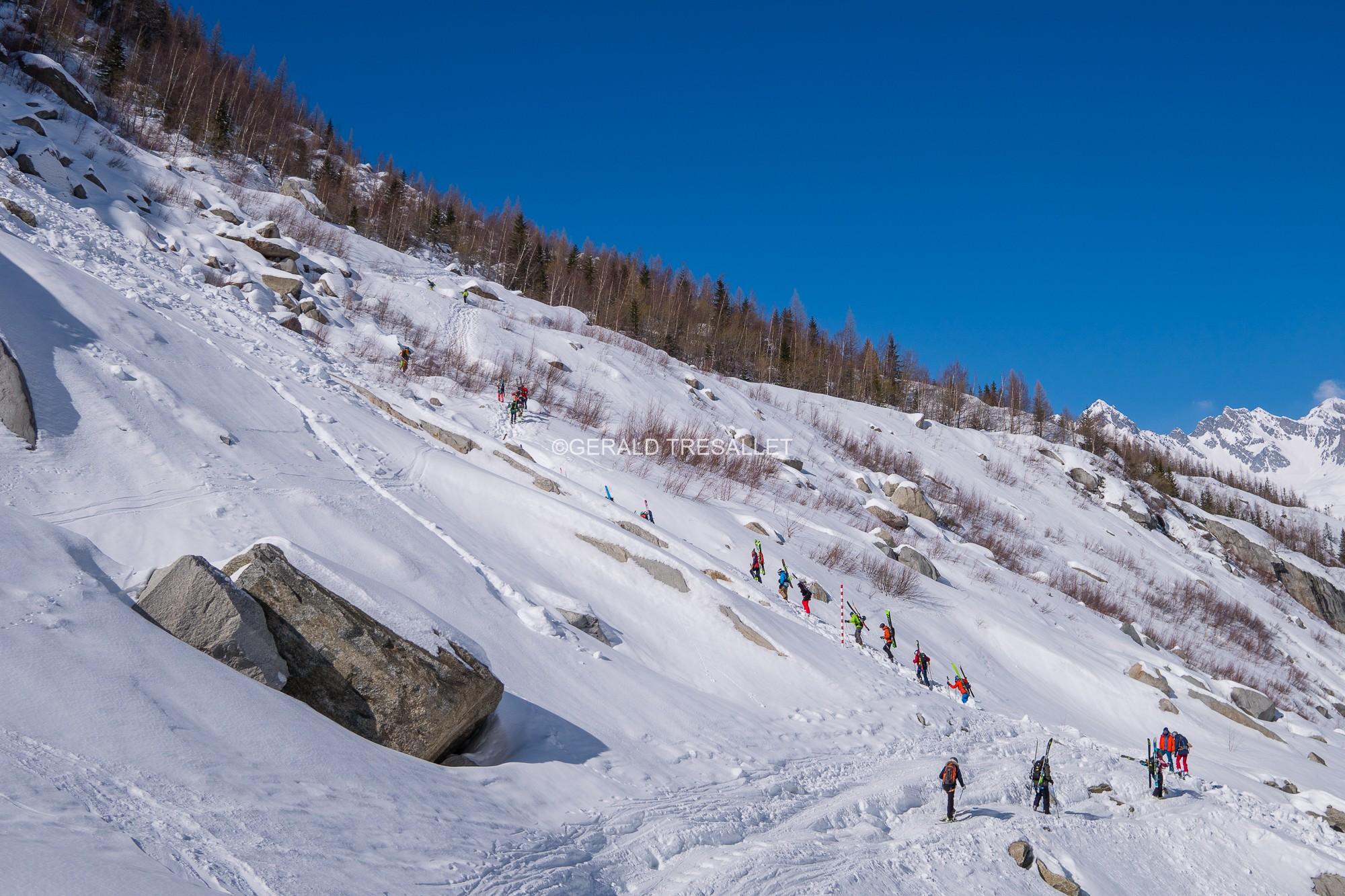 Fin du glacier - Son01593