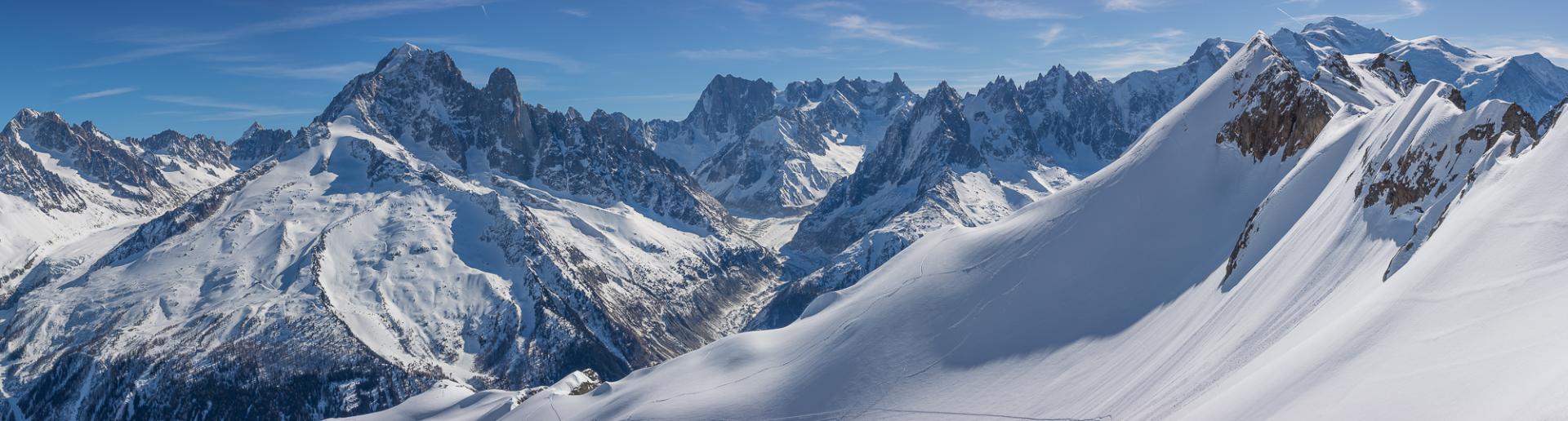 Gérald TRESALLET  Moniteur de Ski et Guide