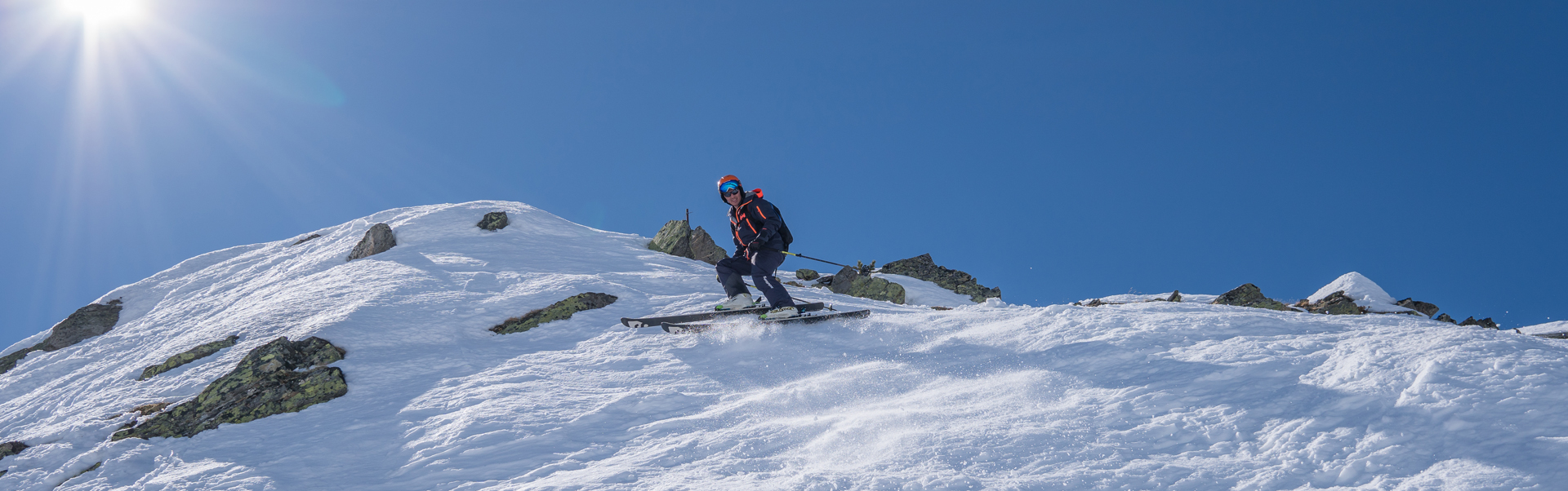Mountain Guide -                                          Skiing and snowboarding Instructor