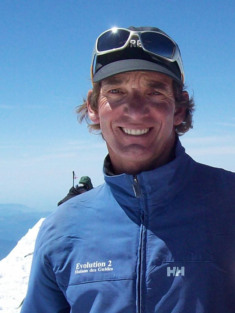 Gérald TRESALLET  Skiing Instructor, Mountain Guide